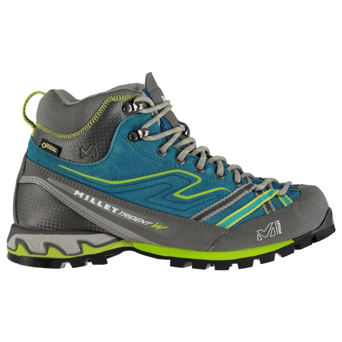 Millet Triden GTX Mid L00 Ladies Walking Boots   high quality