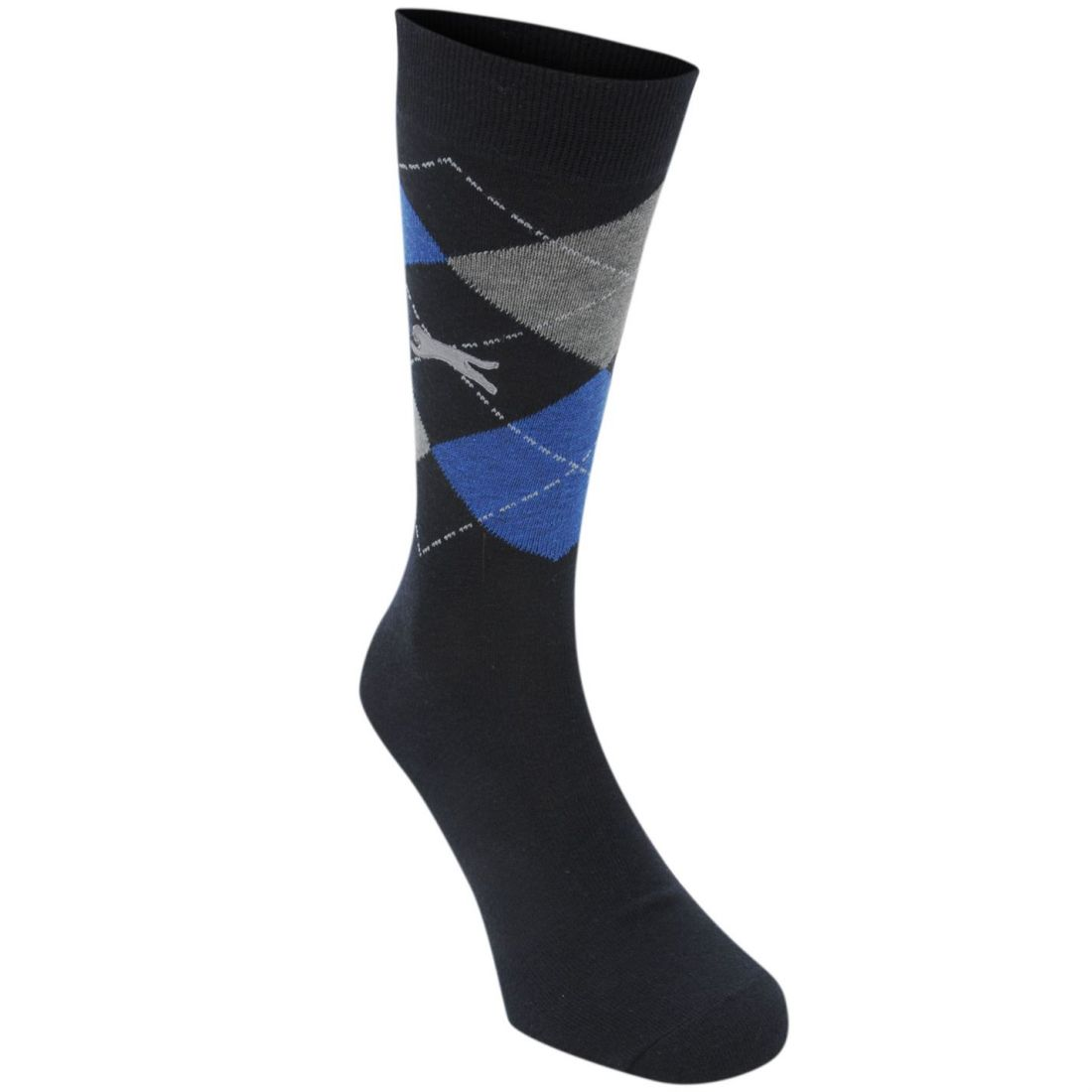 62726832e Image is loading Slazenger-Argyle-Golf-Socks-3-Pack-Mens-Gents-