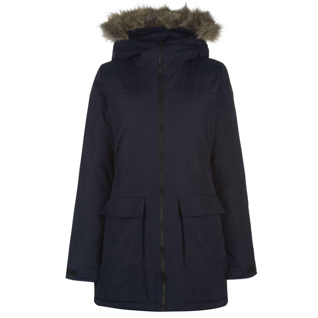 adidas fur jacket