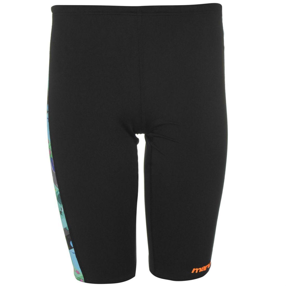 c2215a7766f5e Maru Kids Pacer Jammers Junior Boys Trunk Shorts Training Sports Swimwear
