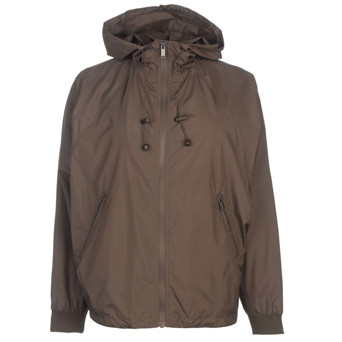 Details about Firetrap Womens Pac A Mac Jacket Shell Coat Top Long Sleeve  Lightweight Hooded a0bdebe9e946