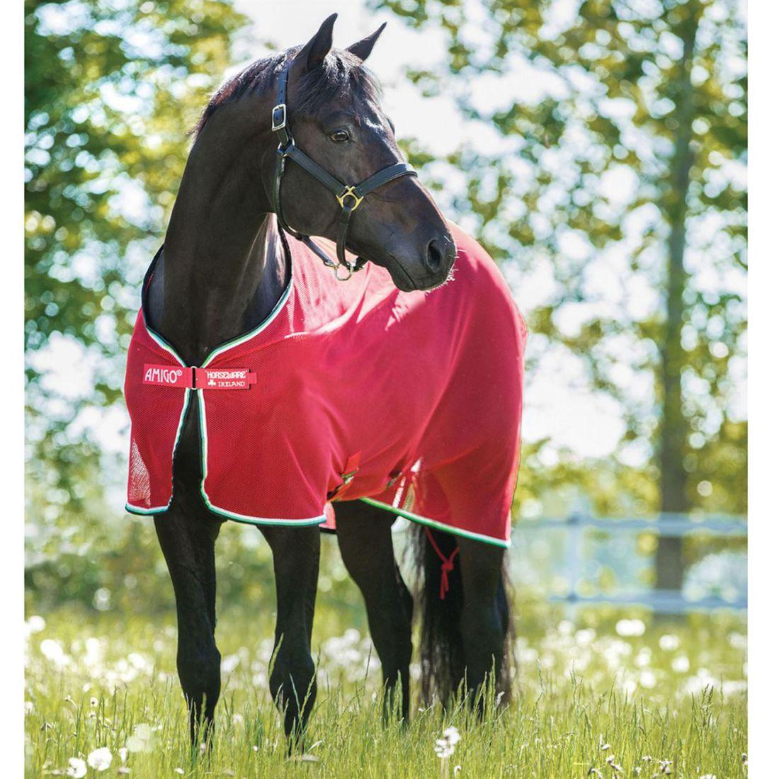 Amigo Net Cooler Unisex Horse Rug Classic