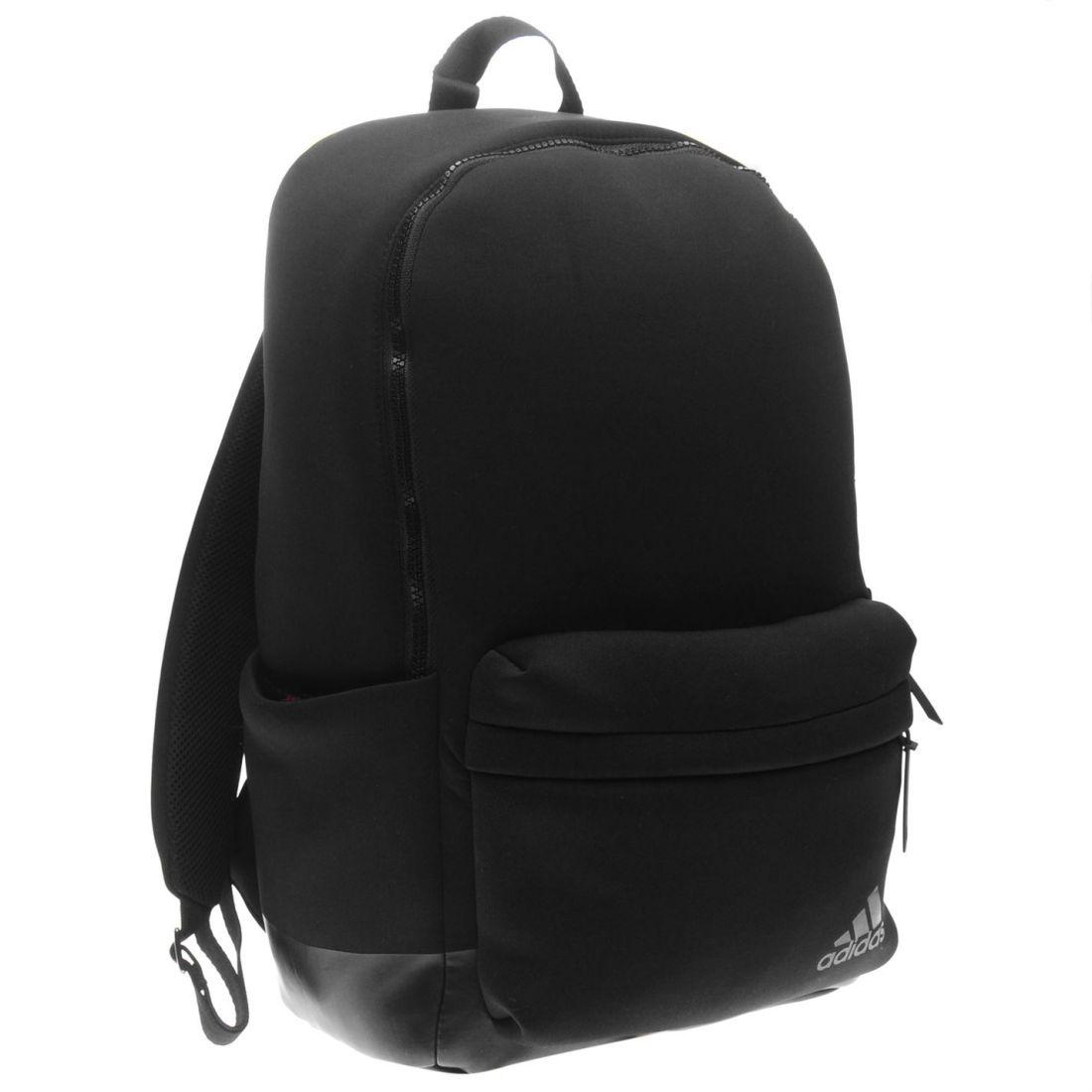 adidas Womens FAV Backpack Back Pack Zip V Sport 4060507971681  f871f41e08