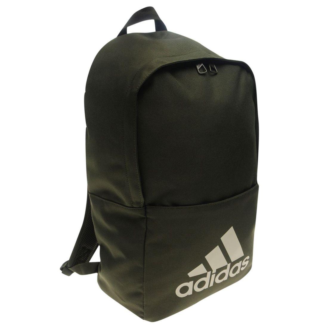 eb1586b080 adidas Classic Football Backpack Rucksack Sports School Gym Travel ...