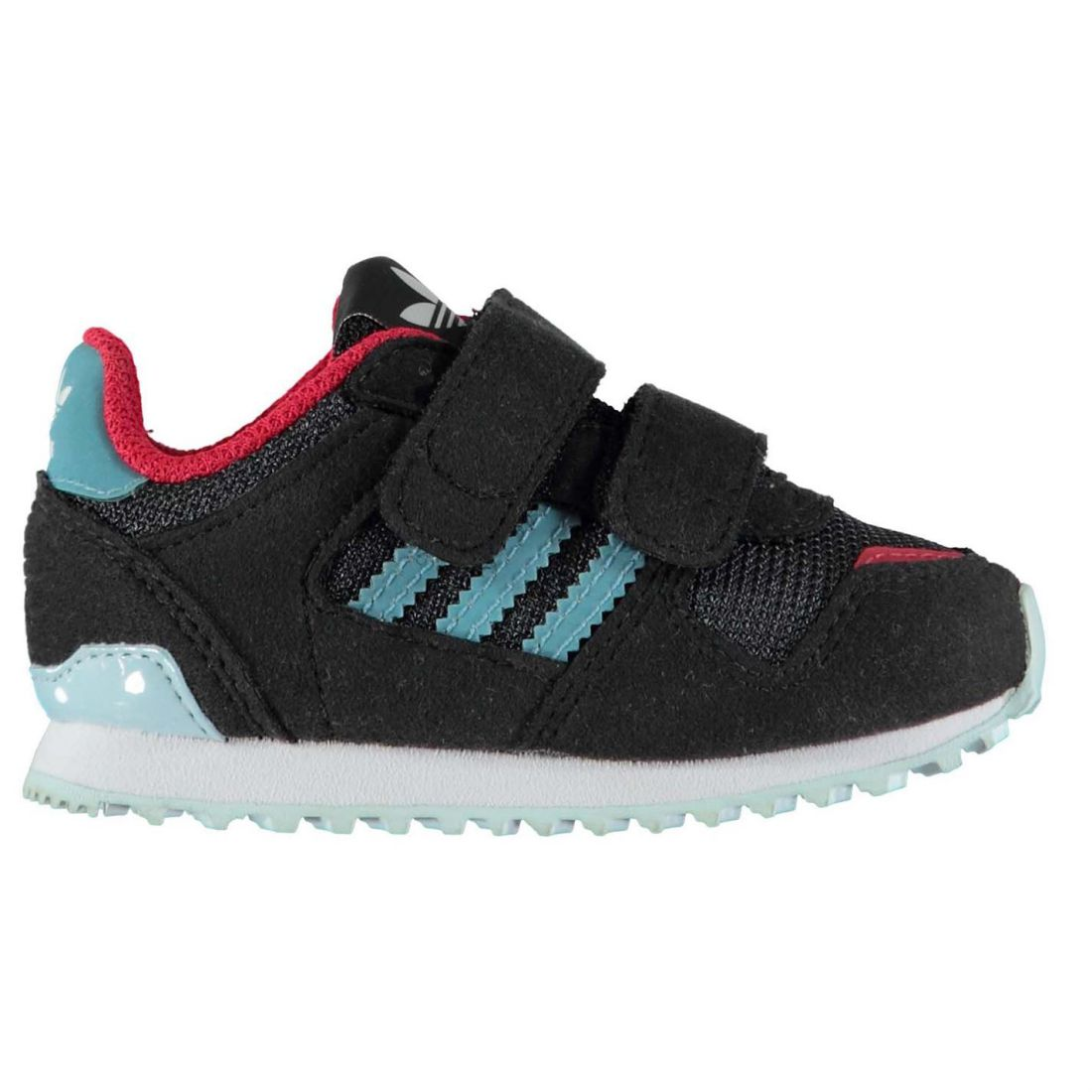 386db3f224889 adidas Boys ZX 700 CF Trainers Baby Shoes Footwear Touch and Close ...