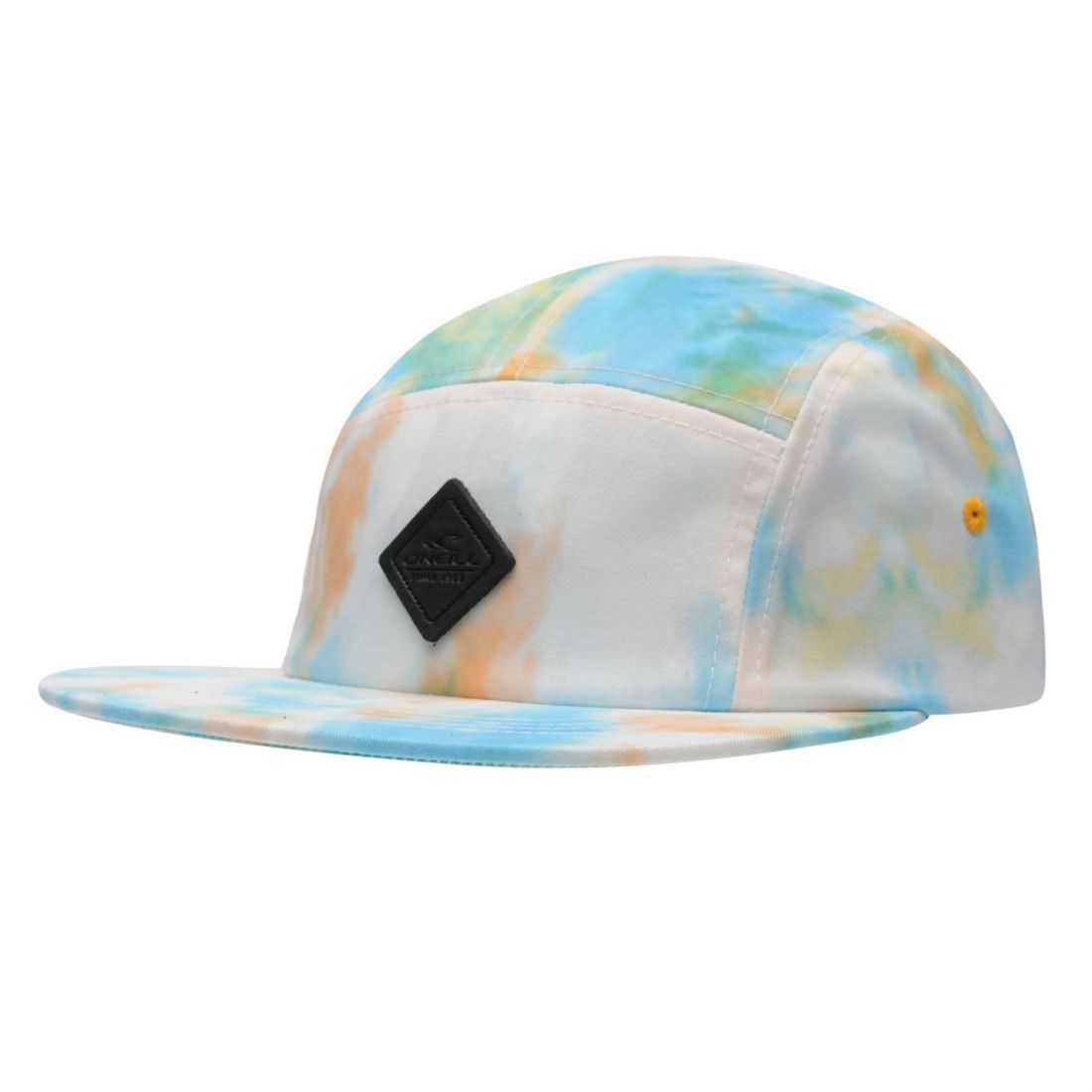 08b3acd95e1 Details about ONeill Mens Kyle Cap Baseball Tonal Stitching Print All Over