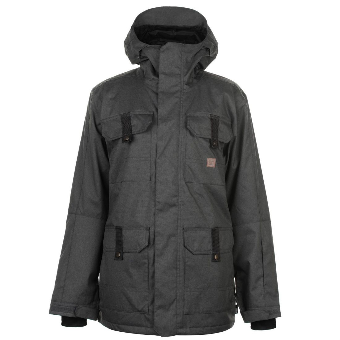 83442ee21fa Image is loading DC-Mens-Servo-Jacket-Ski-Coat-Top