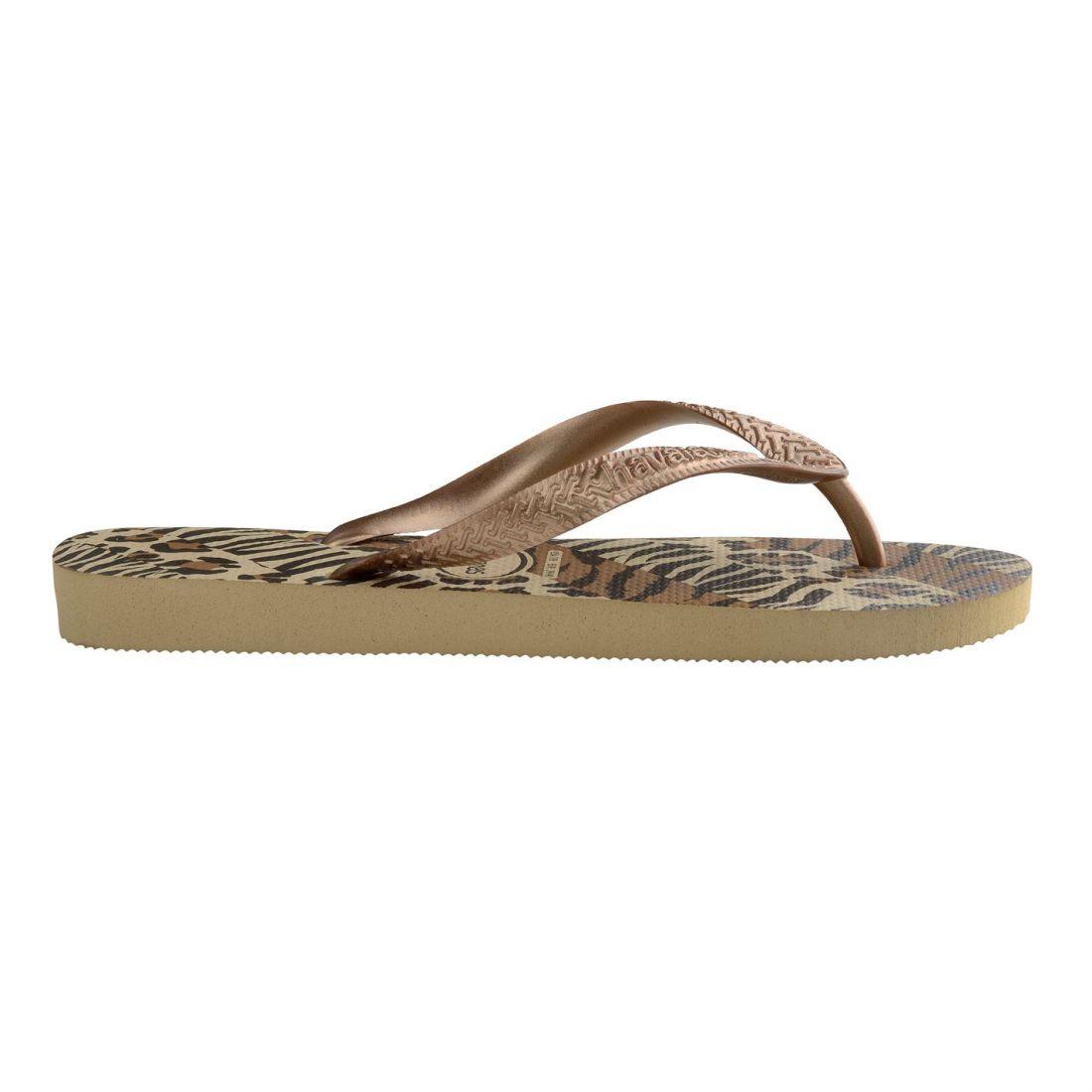 Havaianas Womens Top Animal Flip Flops  Ebay-4273