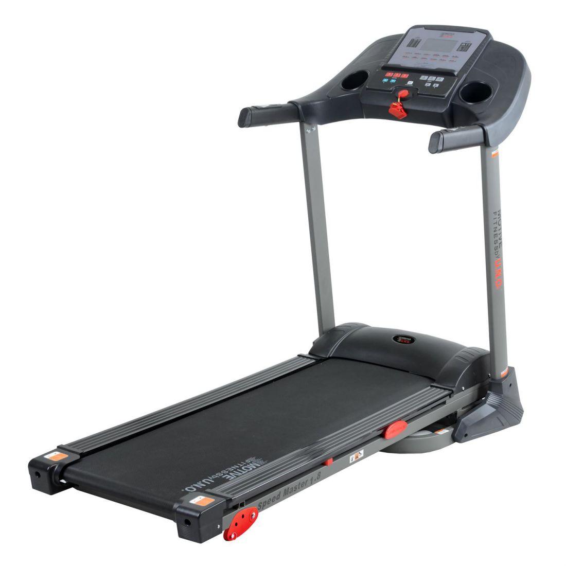 Motive Fitness Speedmaster 1.8M Programmable Manual Incline Treadmill
