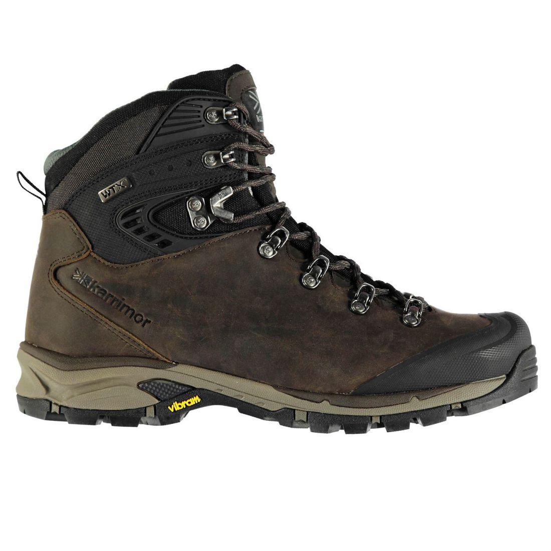 Karrimor botas al tobillo para hombre guepardo Vibram al aire libre caminar senderismo Trekking