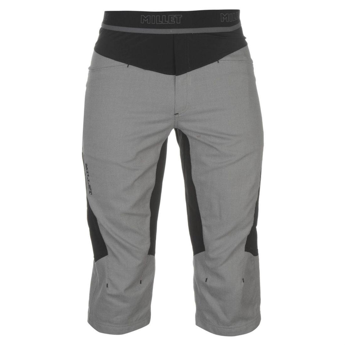 Millet Mens Gents Battle 3 4 Pants Clothing
