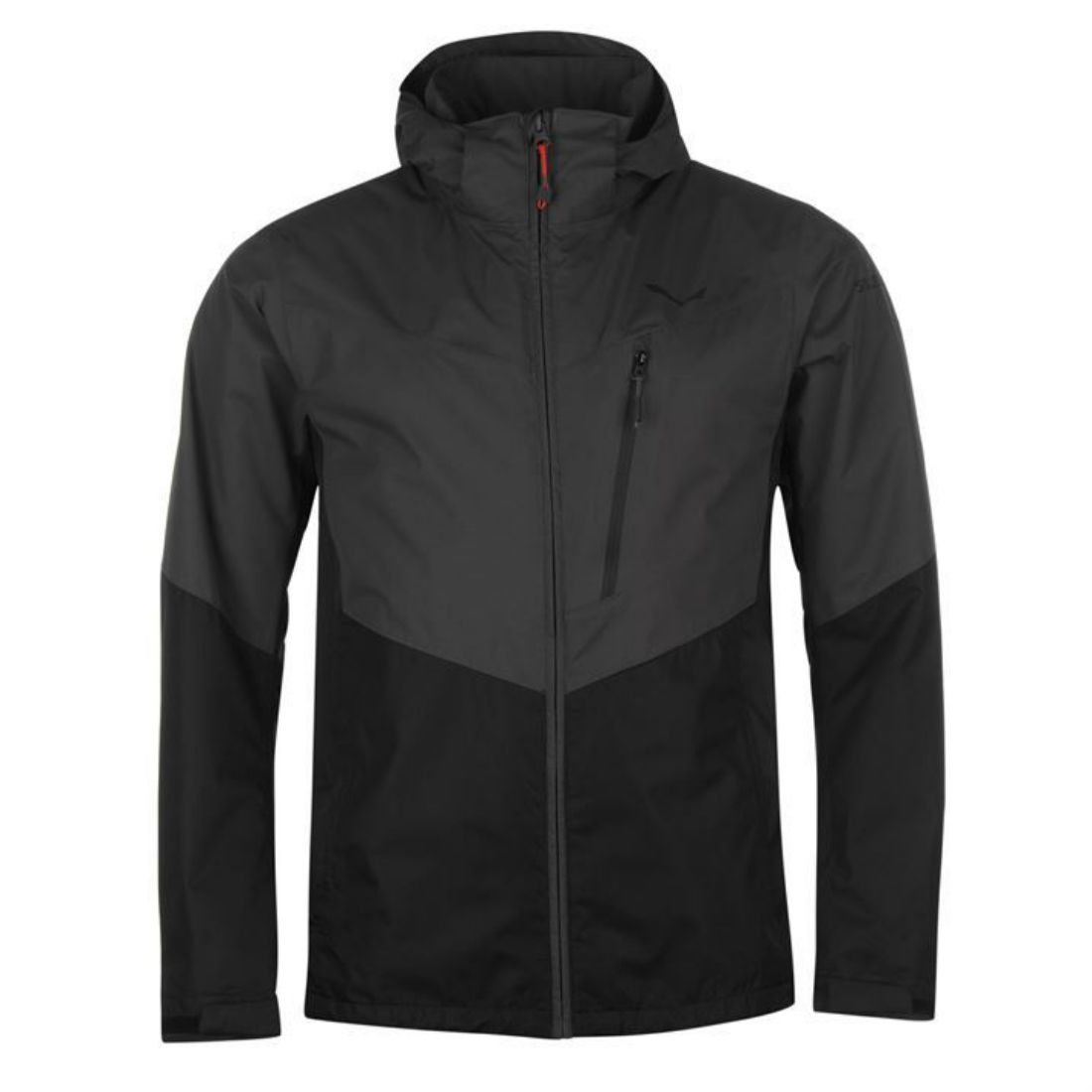 6d38263fe39f05 Salewa Mens Classic 2 Layer Jacket Waterproof Windproof ...