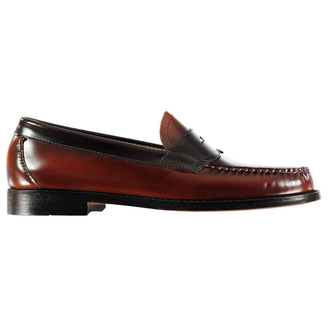 d18e04f4127 Image is loading Mens-Bass-Weejuns-Logan-Two-Tone-Loafer-Loafers-