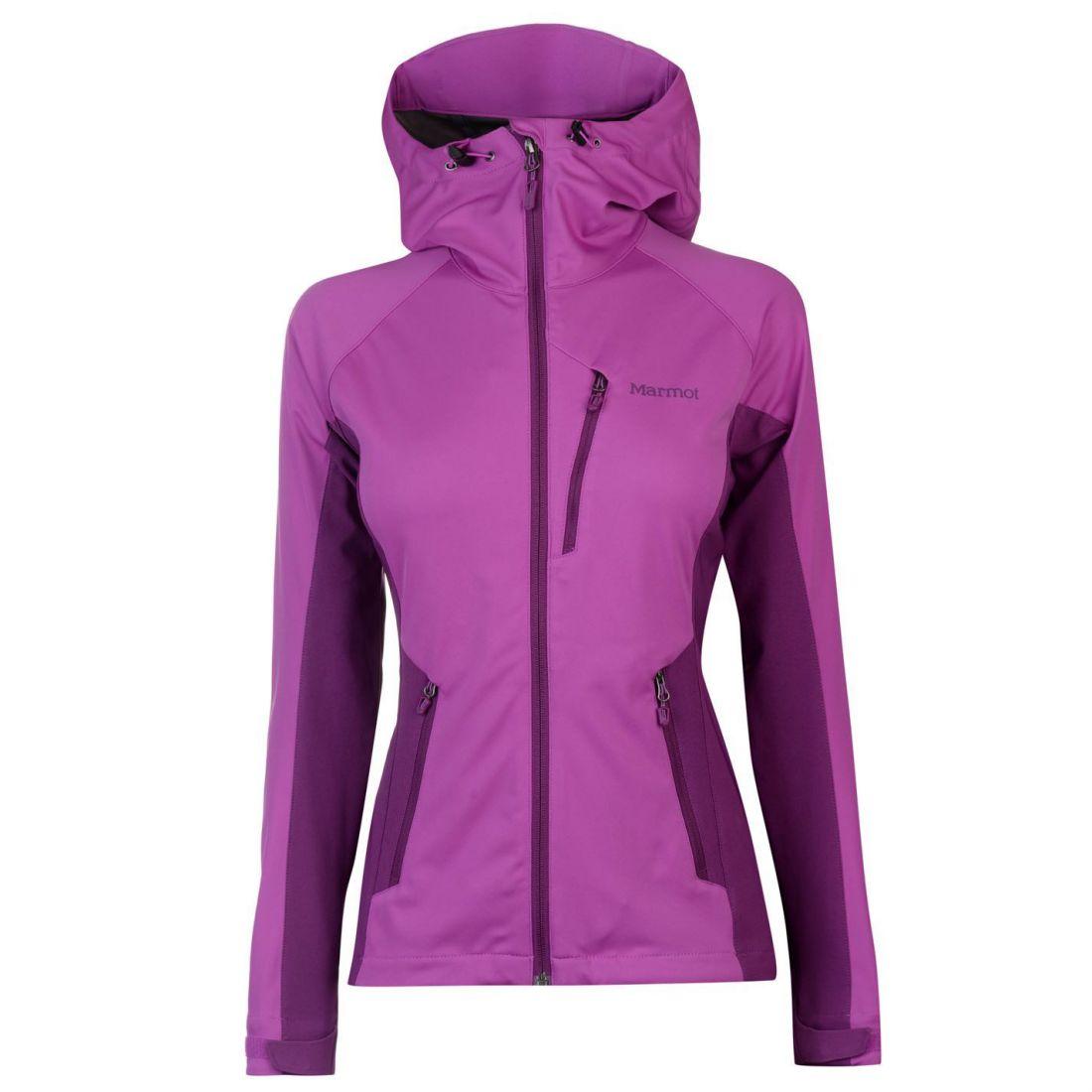 66905074 Marmot Womens ROM Jacket Waterproof Coat Top Windproof Water Resistant