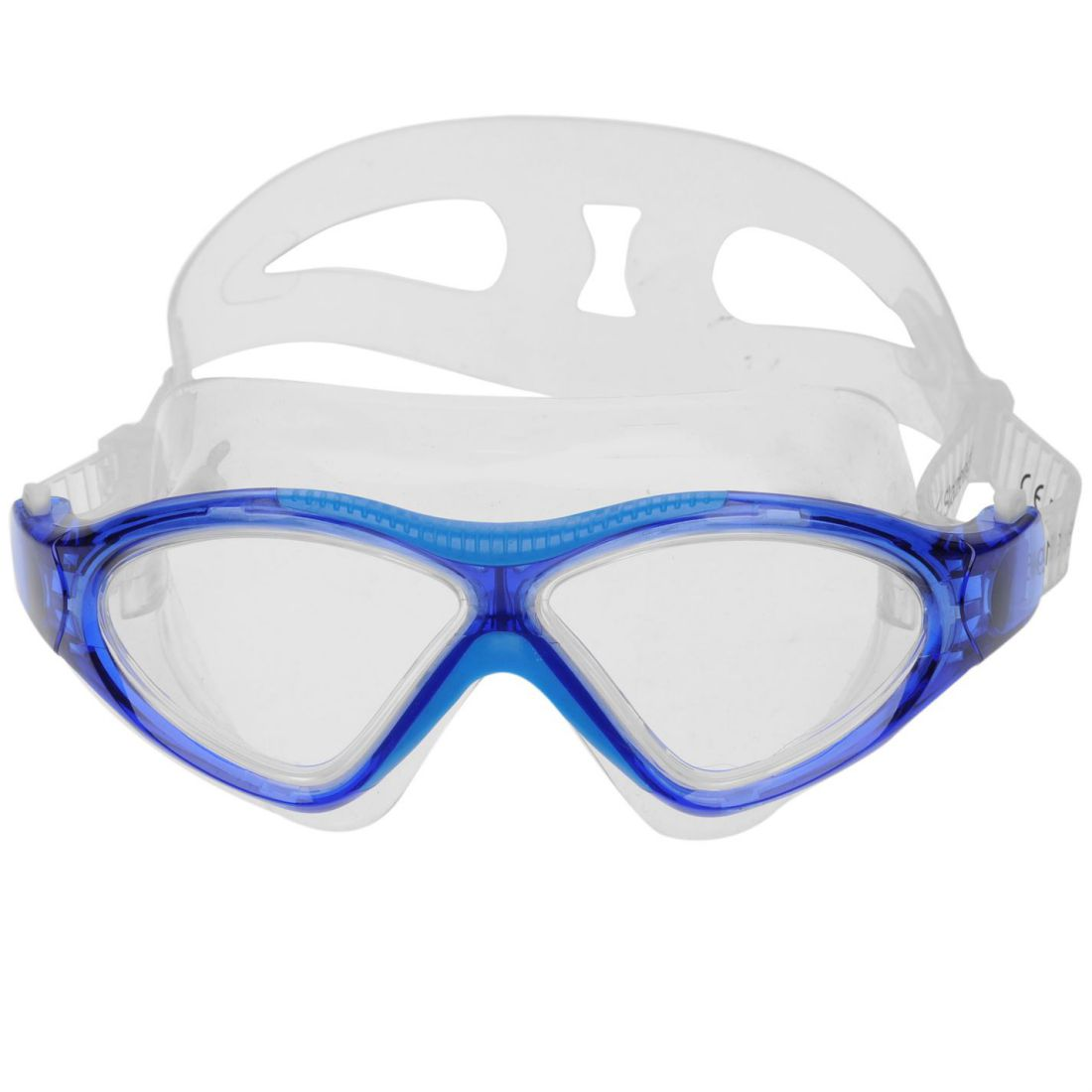 38be8c71026 Details about Slazenger Reef Mask Youngster Childrens Sport Activity Goggles  Silicone