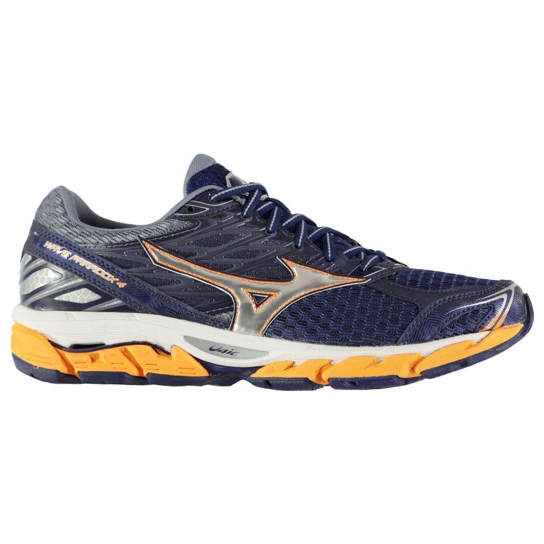 Mizuno Mens Wave Paradox 4 Running shoes Road