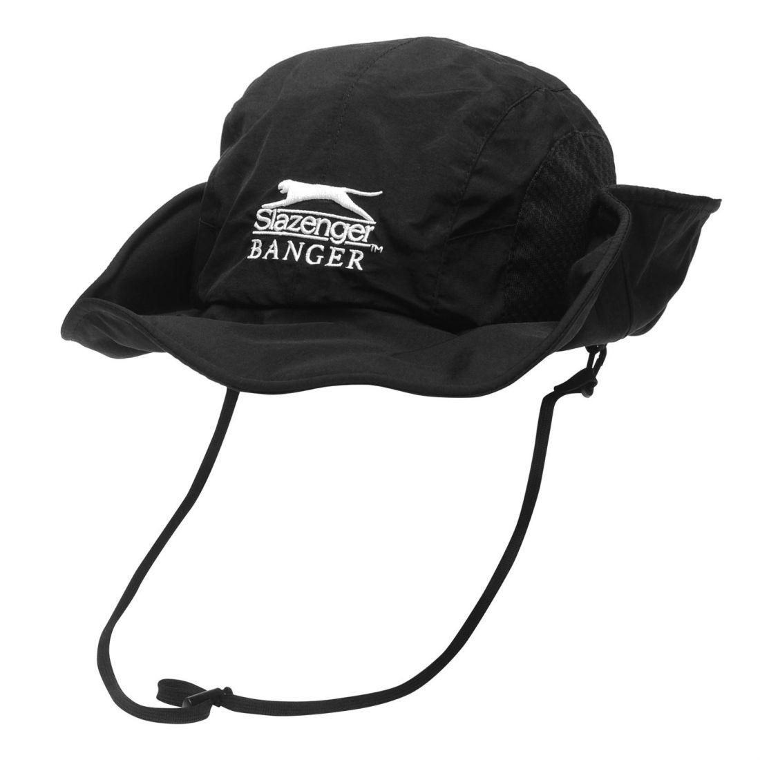 Slazenger Banger Unisex Panama Hat  ac1c17518ba9