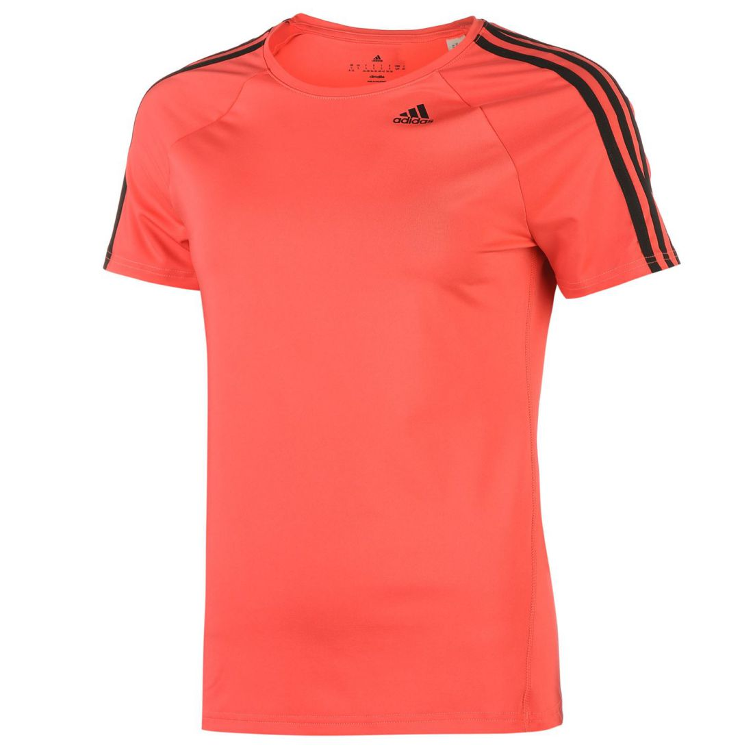 Active T D2m Ladies Practicing Details About Adidas Athletic 3s Clothing Sport Shirt Cw6wXzq