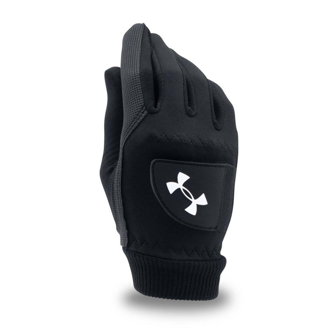 Details about Under Armour Womens Coldgear Glove Winter Golf Gloves Warm  Elasticated Cuffs 55222efaf3