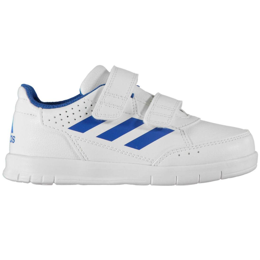 hot sales 3146c 6ae84 adidas Kids AltaSport CF Trainers Infant Boys Shoes Hook and Loop Ortholite