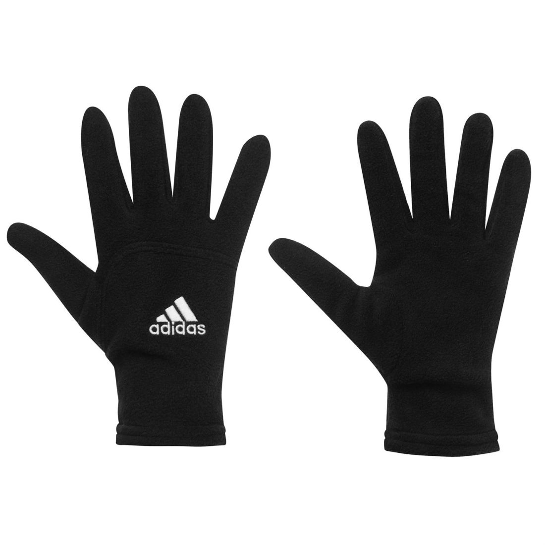 Adidas Mens Gents Fleece Gloves Winter Warm Workout