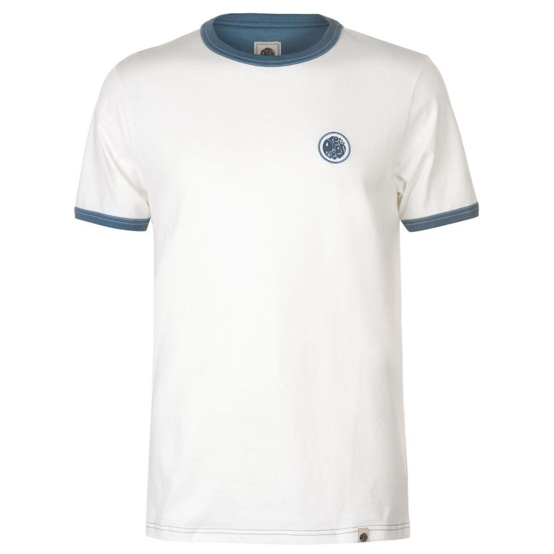 1276cec04ca5 Mens Pretty Green Milford T Shirt Crew Neck Short Sleeve New | eBay