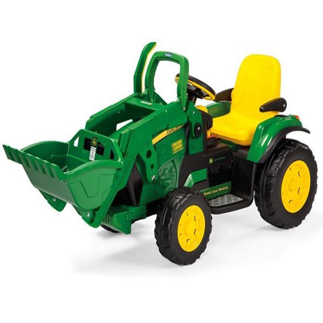 Cargador de de de tierra de Duplay Deere 12 Tractor para niños Coches de Juguete dfd7a9