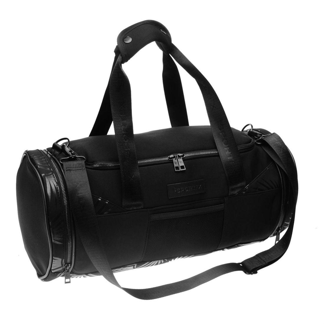 9603ebd20d4 SportFX Womens Gym Bag Barrel Sport 5057816191496 | eBay