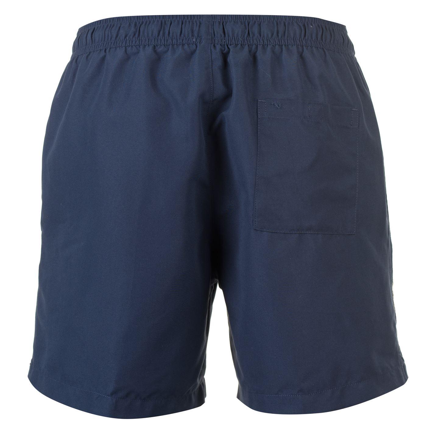 31b6a2a37f1 Calvin Klein Taped Drawstring Swim Shorts Mens Gents Pants Trousers ...