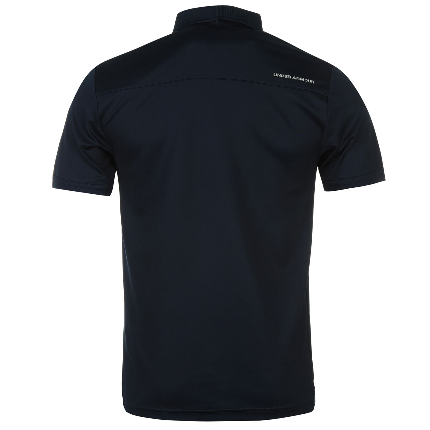 Under-Armour-Camiseta-Polo-para-hombre-realizar-Manga-Corta-Camiseta-Top-Golf-Deportes miniatura 33
