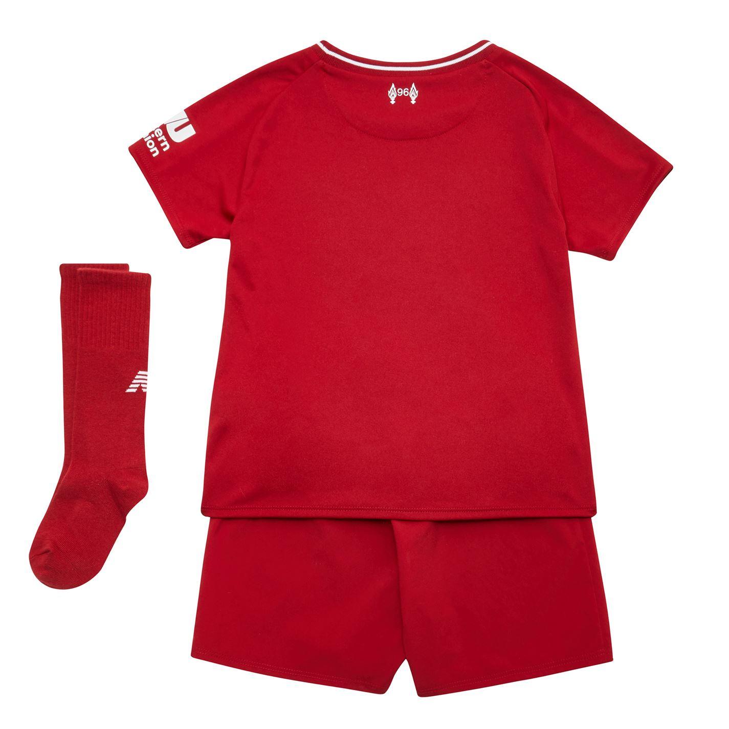 adidas Kids Boys Manchester United Home Baby Kit 2018 2019 Domestic Minikits