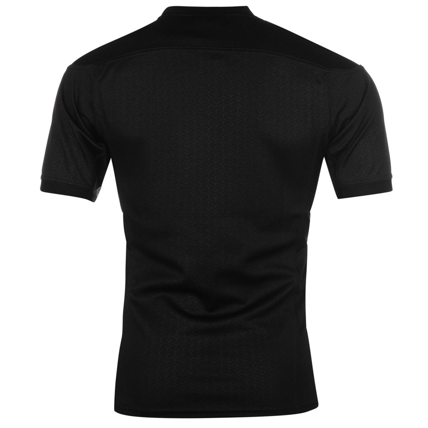 Hommes Shirt Hommes All Domicile Top 2017 Blacks Adidas Nouvelle Zélande Noir Sports Vêtements UwdqdAS