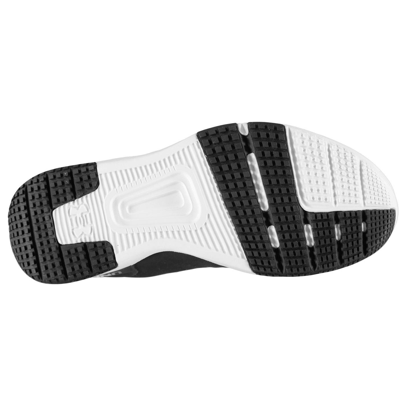 Armour deporte Limitless Under 0 hombre 3 cordones de Deportes de Zapatillas Zapatillas para hombre para Negro twCq54I