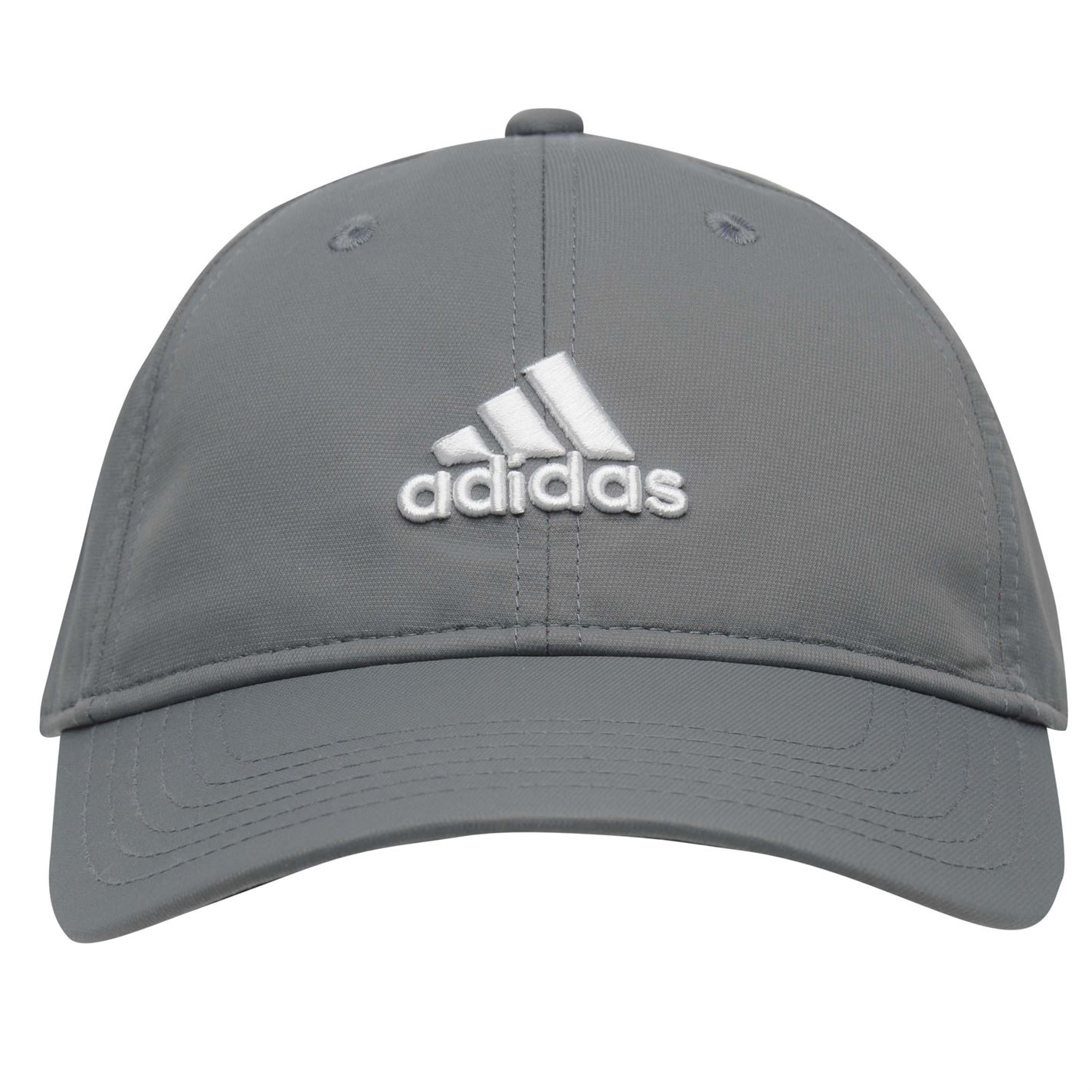 91b48ecef99 adidas Mens Golf Sports Flexible Peak Cap Hat Touch And Close Brand ...