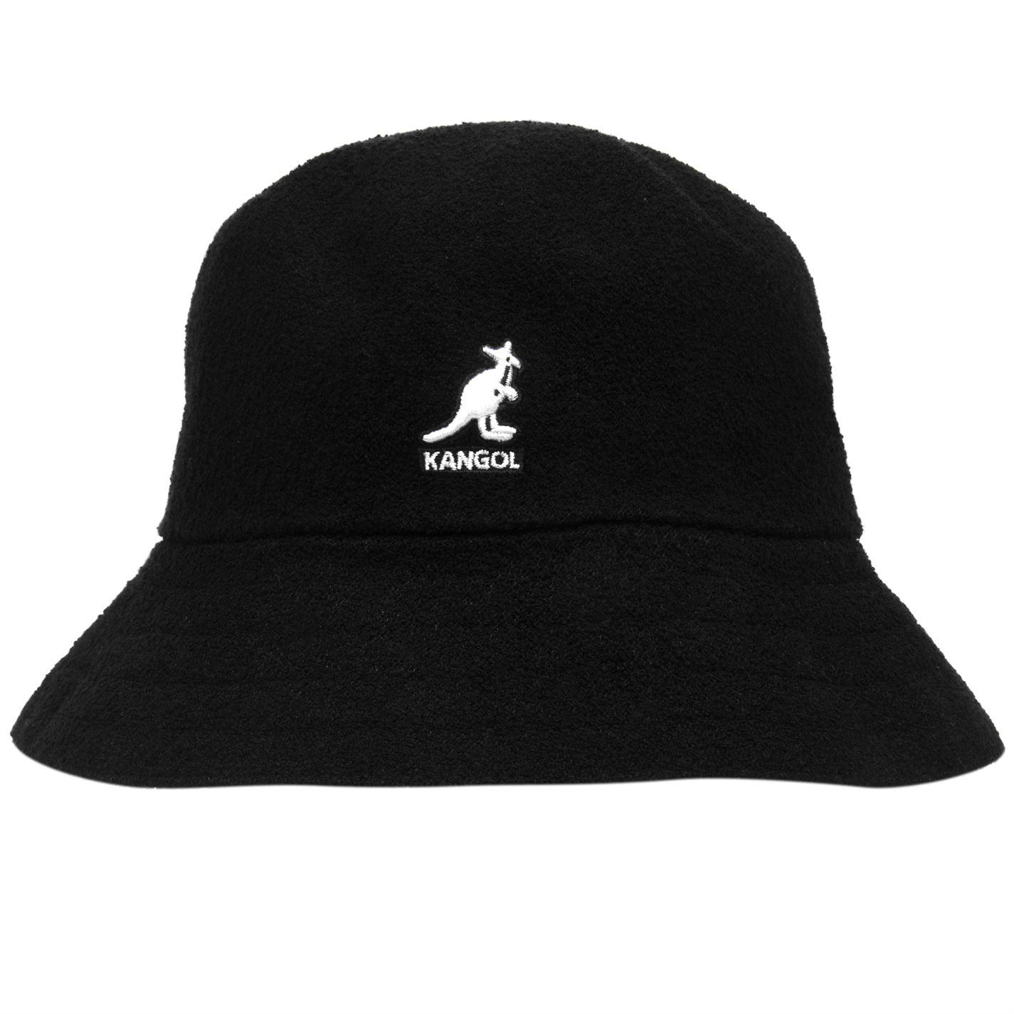 Kangol Mens Boucle Bucket Hat  de2dd024eb3