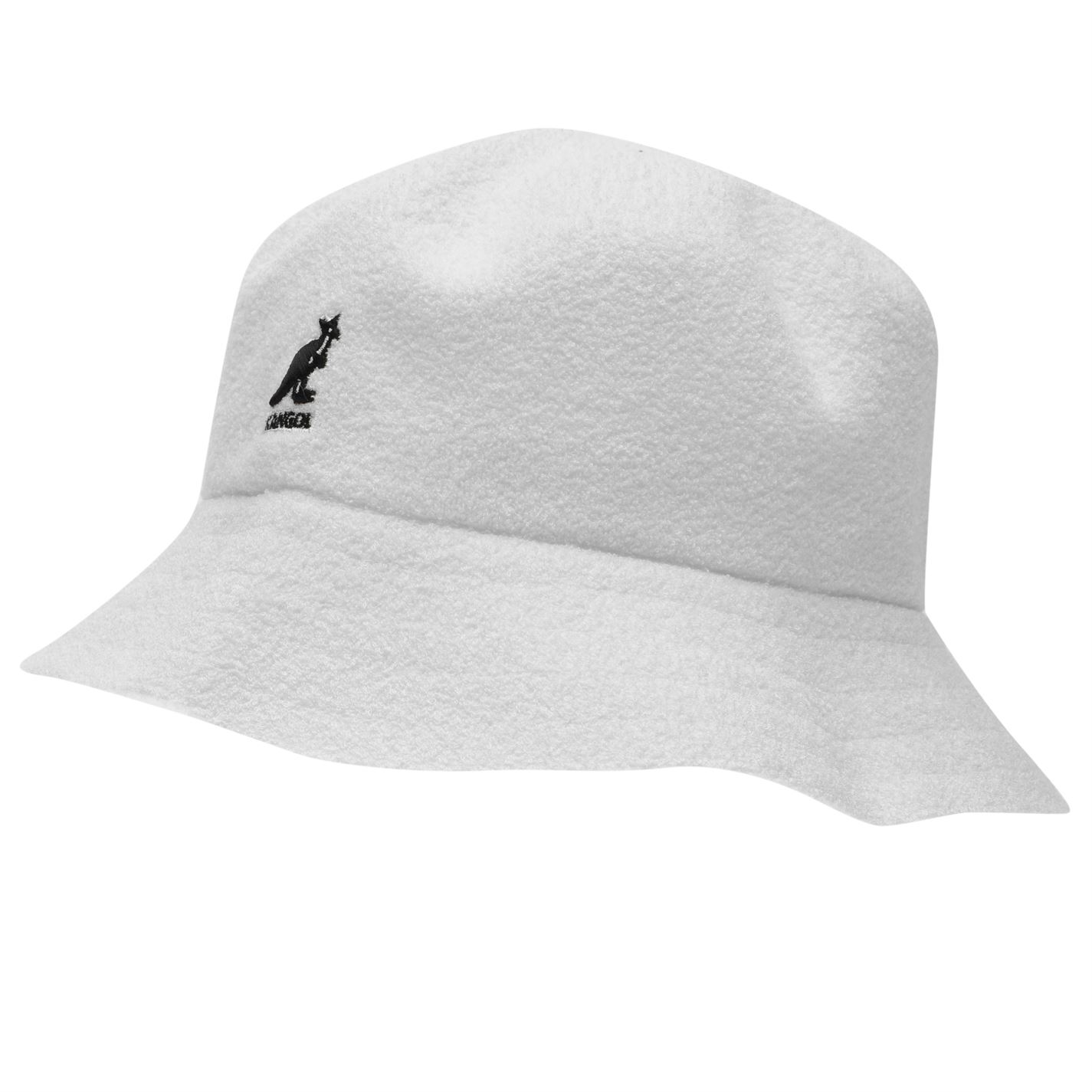 Mens Kangol Boucle Bucket Hat New  602f1a14e9c