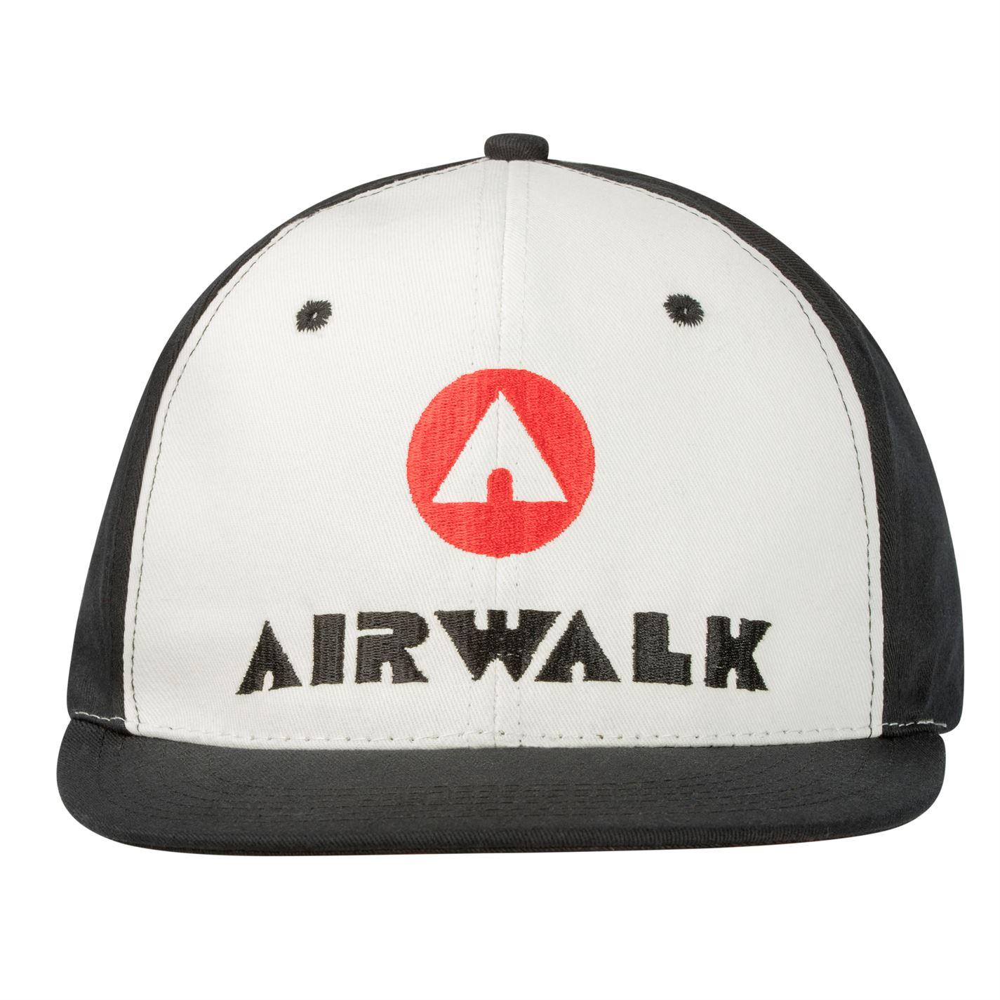 Airwalk Mens Flat Peak Cap