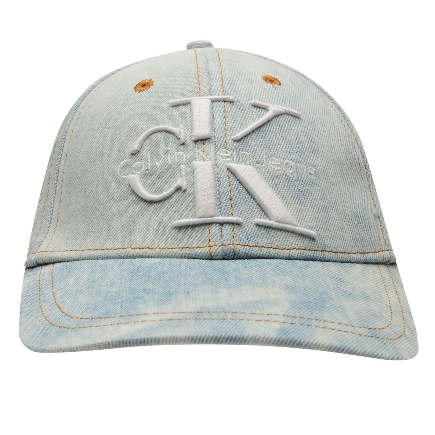 2d313daa Womens Calvin Klein Re Issue Denim Cap Baseball Cotton New ...