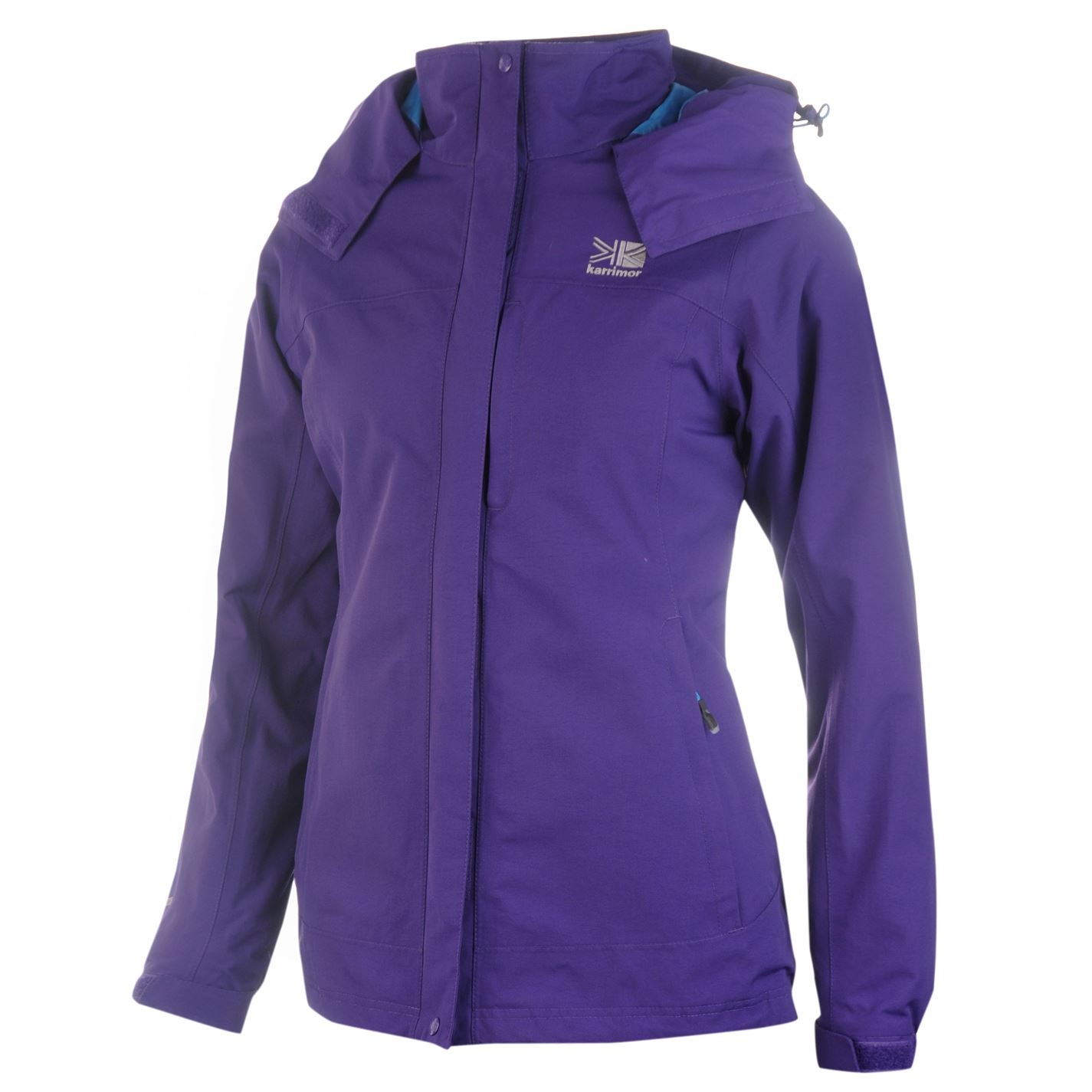 29341e09d65e Karrimor-3in1-Jacket-Hooded-Fleece-Outerwear-Womens-Ladies thumbnail