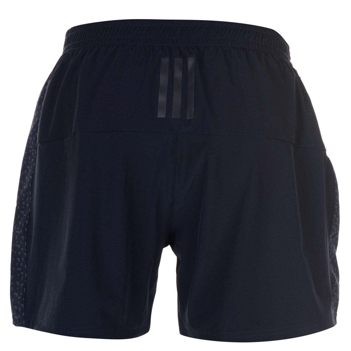52e1badef adidas-Mens-Gents-Supernova-Shorts-Zipped-Clothing thumbnail 16