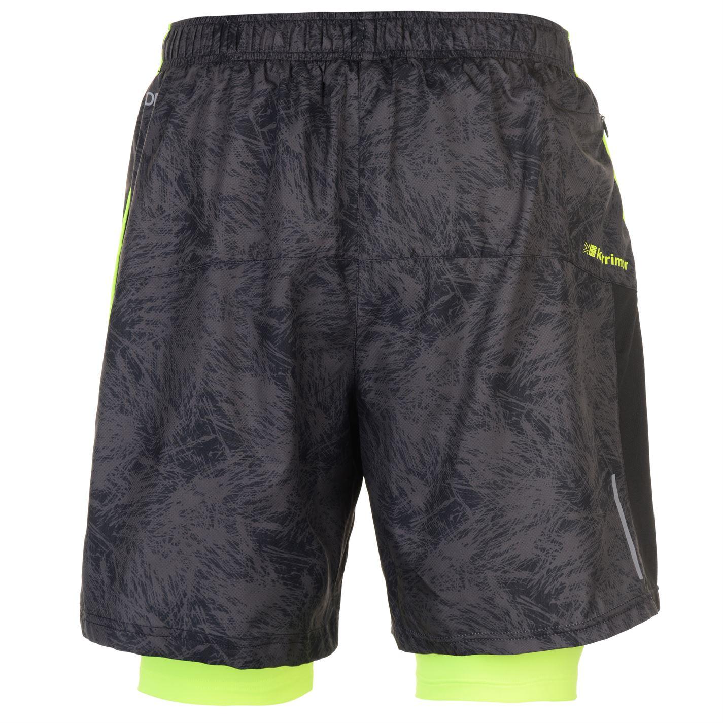 Karrimor-XLite-2in1-Shorts-Performance-Mens thumbnail 13