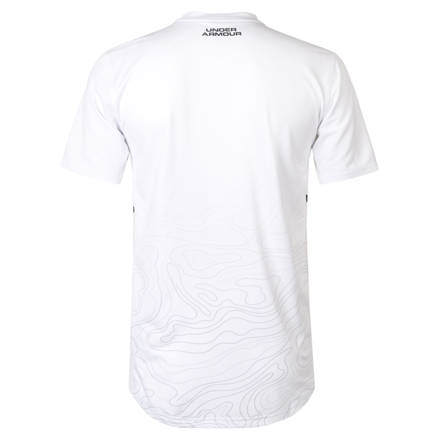 04be5d3a Under Armour Forge V Neck T Shirt Mens Gents Short Sleeve ...