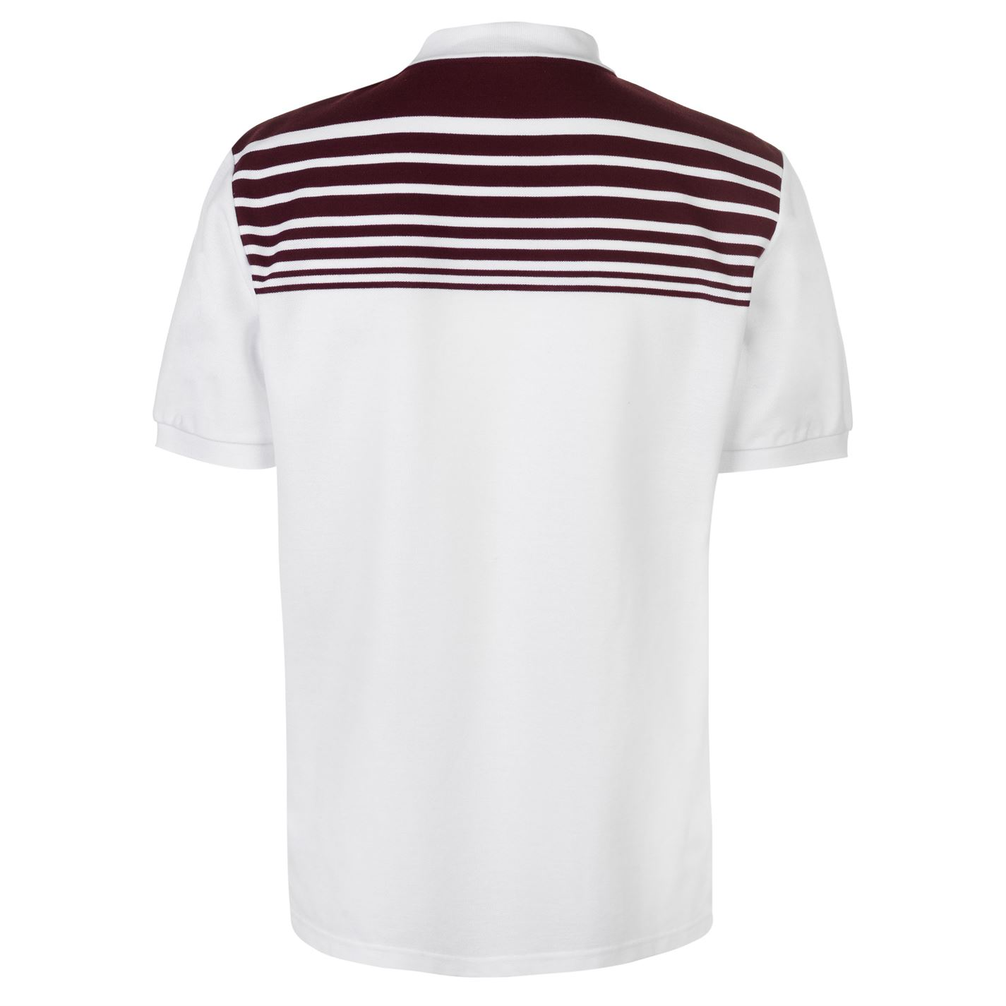 Lonsdale-Mens-Stripe-Polo-Shirt-Classic-Fit-Tee-Top-Short-Sleeve-Button-Placket thumbnail 17