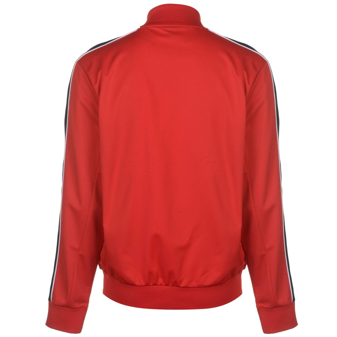Kappa Tri Colour Jacket Mens Gents Tracksuit Top Coat Full Length ... 304da7a9b3fd6