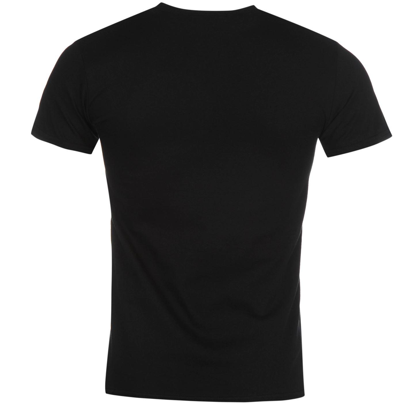 Los-asesinos-Camiseta-Oficial-Para-Hombre-Manga-Corta-Redondo-Informal-Estampado-Camiseta-Top miniatura 4