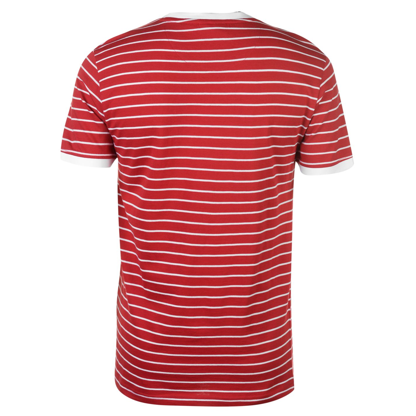 Pierre-Cardin-Mens-Stripe-Ringer-T-Shirt-Crew-Neck-Tee-Top-Short-Sleeve-Cotton thumbnail 9