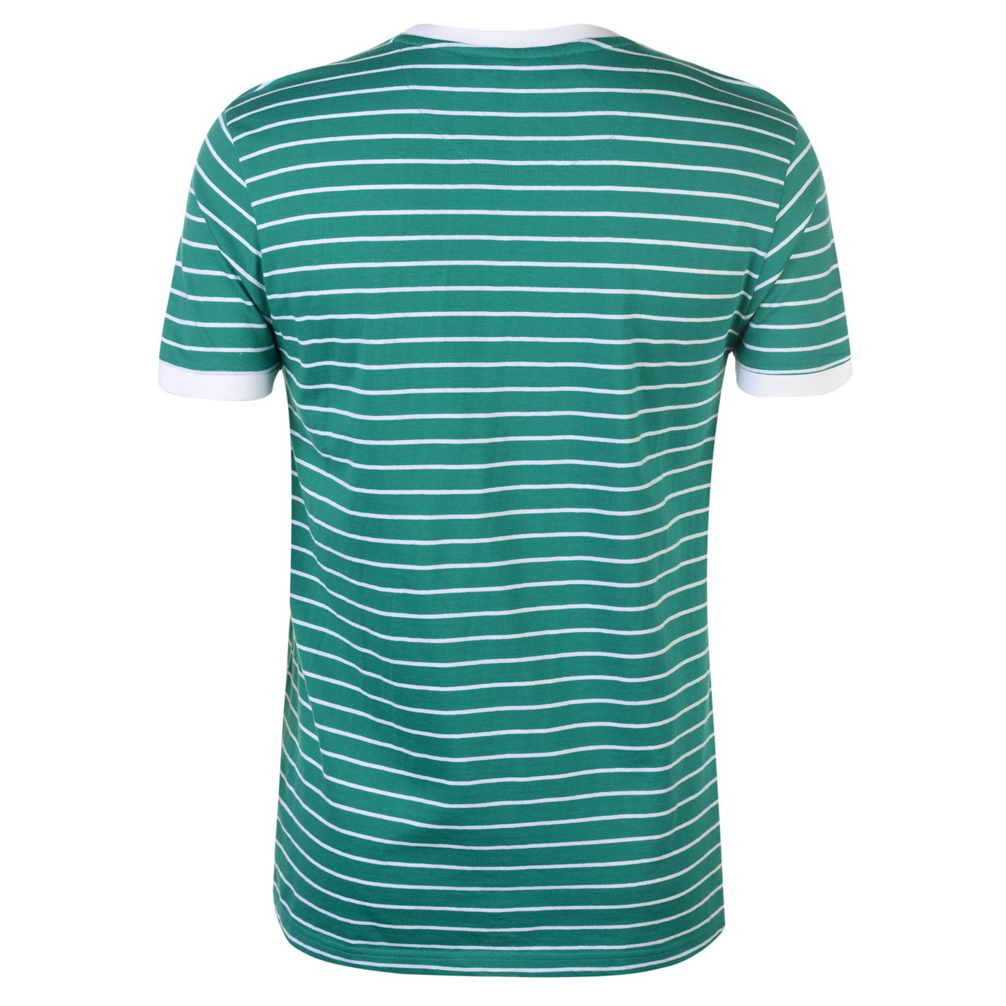 Pierre-Cardin-Mens-Stripe-Ringer-T-Shirt-Crew-Neck-Tee-Top-Short-Sleeve-Cotton thumbnail 12