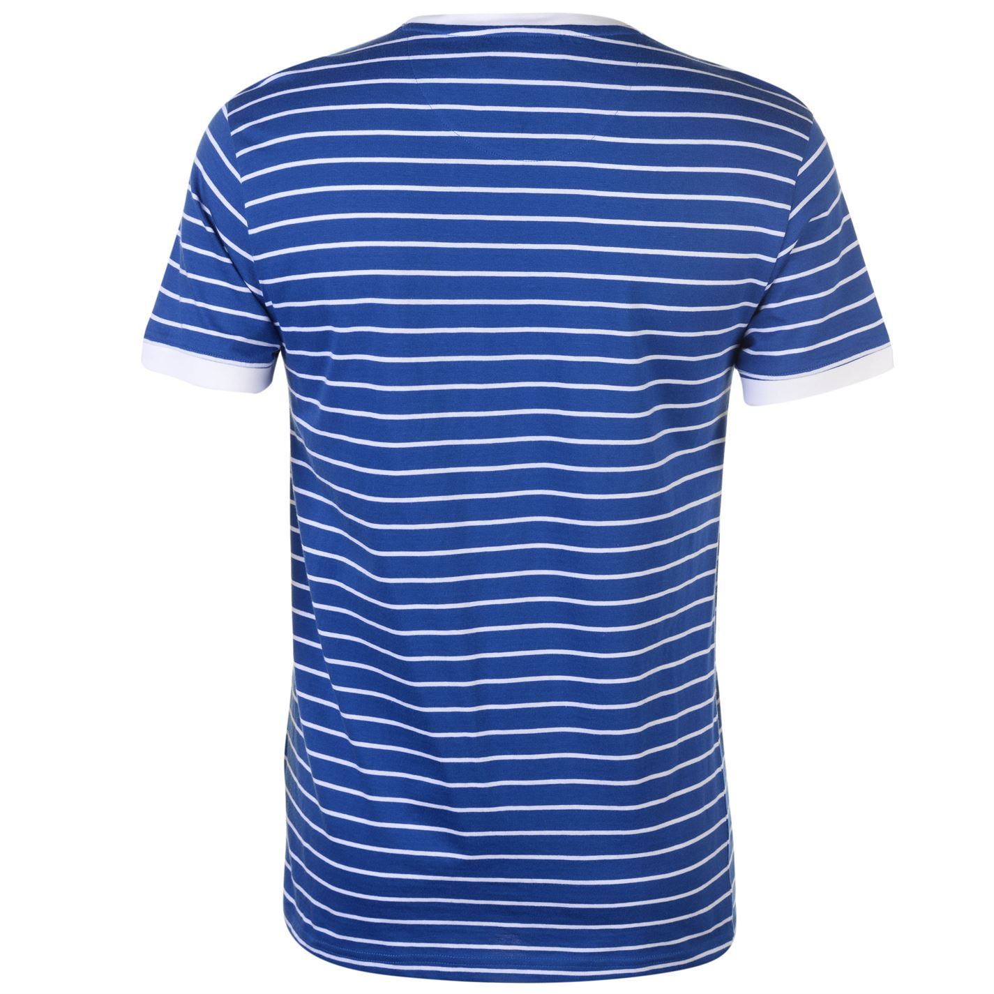 Pierre-Cardin-Mens-Stripe-Ringer-T-Shirt-Crew-Neck-Tee-Top-Short-Sleeve-Cotton thumbnail 15
