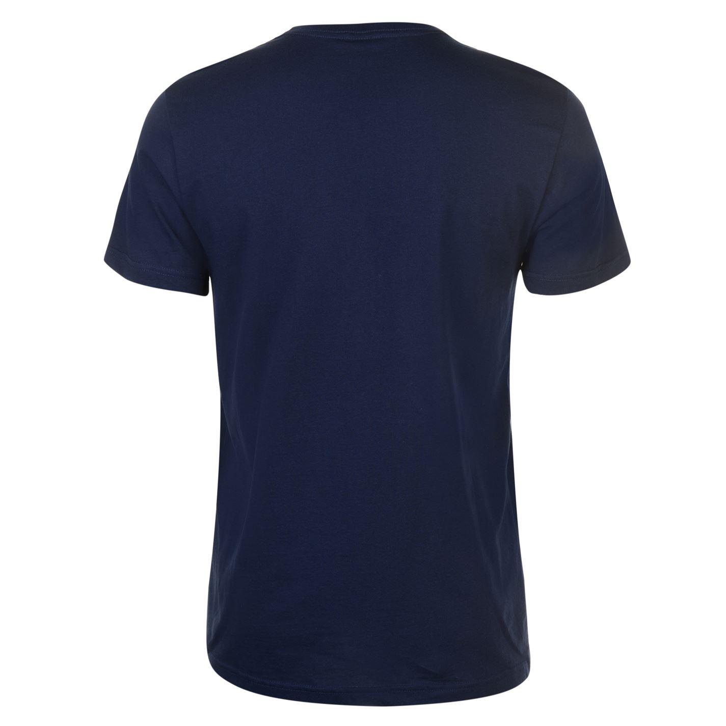93454331f23c adidas Foil Logo T Shirt Mens Gents Crew Neck Tee Top Short Sleeve ...