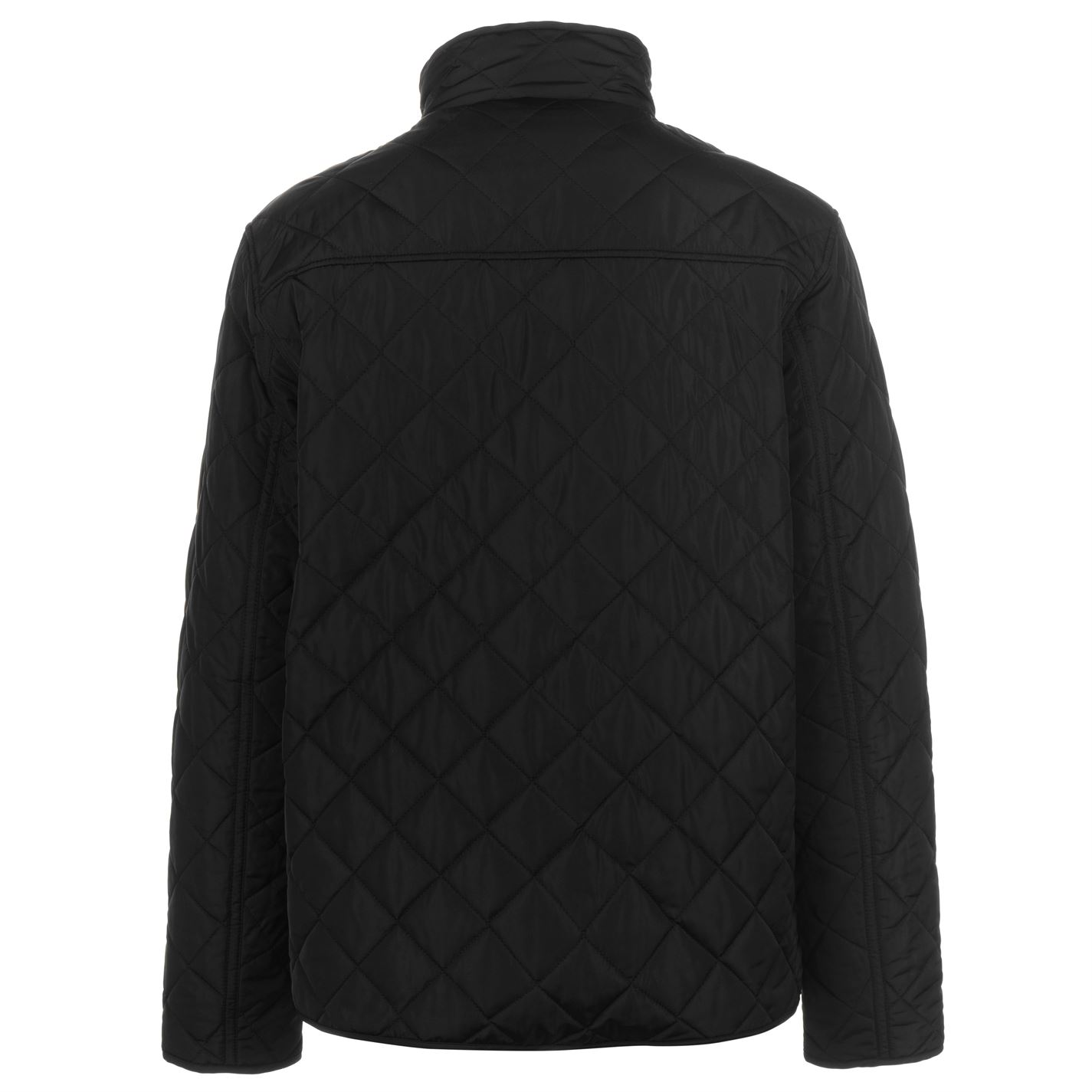 Mens-Firetrap-Kingdom-Jacket-Quilted-Long-Sleeve-New thumbnail 5